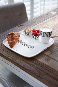 Rivièra Maison Webstore - accessoires | Service | Other Dinnerware | Continental Breakfast Set