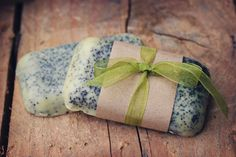 A quick and easy recipe for beginners who want to try making soap. Also included are ideas for personalizing it by adding exfoliants, essential oils, etc.