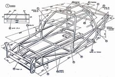 how to make a buggy frame Buggy Vw, Go Kart Buggy, Off Road Buggy, Carros Turbo, Kart Cross, Go Kart Frame, Homemade Go Kart, Go Kart Plans, Diy Go Kart