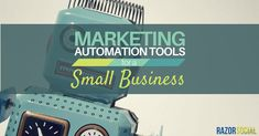 Looking for a marketing automation tool for your small business? Here are some options to consider.