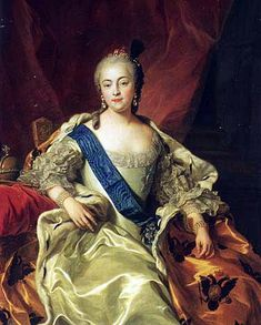 Category:Small Imperial crown of Russia (Elizabeth) Catherine The Great, Peter The Great, Relationship Science, Social Realism, Prince, Hermitage Museum, Portraits, Portrait Paintings, Elizabeth I
