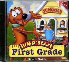 yesyesyes jump start first grade