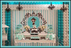 Breakfast at Tiffany's party by Mariana Sperb Party & Design