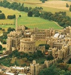 Windsor Castle  I became a Republican here on my first visit to England in 1995. As in self determination for Australia, not then American Republican. It was in the Rubens Room......