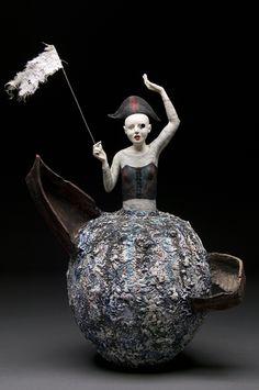 The raucous Kirsten Stingle  :)