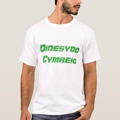 dinesydd Cymreig Welsh Citizen in Welsh T-Shirt #dinesyddcymreig #welshcitizeninwelsh #ziernorshirt #welsh #language #TShirt Welsh Words, Foreign Words, St Patrick's Day Gifts, Golf Quotes, Golf Humor, Tee Shirts, Tees, Great T Shirts, Fitness Models