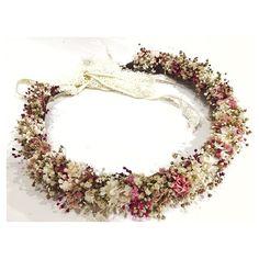 Pedidos que van saliendo del taller! Ideal esta corona de flores secas para una de nuestras clientas