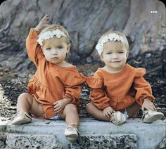 Twin Baby Girls, Carters Baby Girl, Twin Babies, Baby Twins, Triplets, Cute Twins, Cute Babies, Cute Baby Pictures, Baby Photos