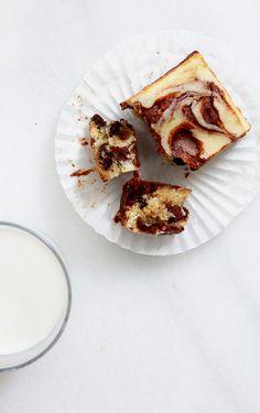 Cookie Dough Cheesecake Brownie