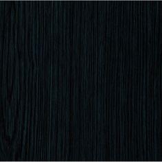 revêtement adhésif bois teinte noire ou naturel pour portes meubles sdb et/ou panneau baignoire