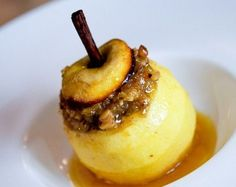 BAKED APPLES   ::Click for recipe::