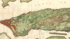 New Yorkers have spent the past four hundred years changing the coastal island they call home. It's easy to forget (or not even realize) that Manhattan—or Mannahatta—was once a thin, marshy outcropping that protected the mainland from the ocean.