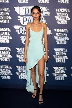 Luma Grothe Photos - Model Luma Grothe attends the L'Oreal Party during the annual Cannes Film Festival at on May 2016 in Cannes, France. - L'Oreal Paris Blue Obsession Party - The Annual Cannes Film Festival Really Pretty Girl, Pretty Girls, Luma Grothe, Beauty Crush, Red Carpet Event, L'oréal Paris, Victoria Secret Fashion Show, Cannes Film Festival, Red Carpet Fashion