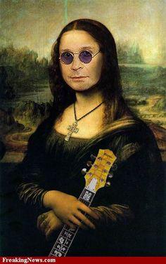 Metal Mona