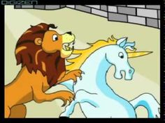 The Lion and the Unicorn...