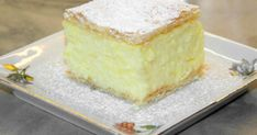 Hungarian Desserts, Hungarian Cake, Hungarian Cuisine, Hungarian Recipes, Hungarian Food, Kremes Recipe, Tapas, Napoleon Cake, Cake Recipes