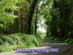 The Long & Winding Road - Beatles. Classic song, inspires me to travel but reminds me i always have home.