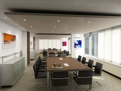 Home Design and Interior Design Gallery of Best Office Interiors