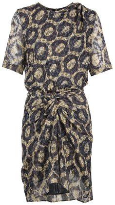 Seidenkleid TEHORA von ISABEL MARANT  shop at www.reyerlooks.com