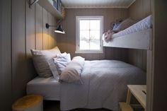 En drømmehytte på 42 kvadrat: - Uten store midler fremstår nå hytta som koselig, intim og sjelfull - Aftenposten