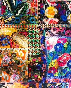 Pictures cannot do justice to my new most favorite fabric Barcelona from @gpjbaker from @kravetinc it is the most colorful amazing printed bohemian rhapsody of a velvet. I want to upholster everything in it!!! #fabriclove #textiles #design #interiordesign #fabriclovedujour