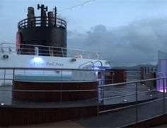 MS Trollfjord - Deck 9 - CLICK ON THE PICTURE TO WATCH THE VIDEO