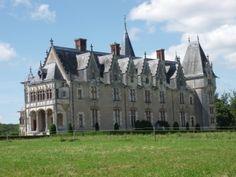 Château de la Gascherie - Loire Atlantique