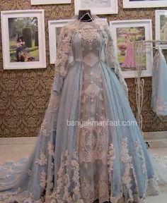Desainer Gaun Pernikahan Ala Princess