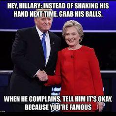 #funny #offensive #funnymemes #funnyshit #funnyaf #memes #meme #jokes #lol #comedy #humor #politics #hillaryclinton #donaldtrump #pc #politicalcorrectness #offensivememes #offensivehumor #obama #billybush #garyjohnson