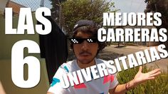 LAS 6 MEJORES CARRERAS UNIVERSITARIAS | @BANAZBRODIE