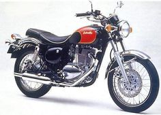 BJ 250 Estrella, 1996-1999
