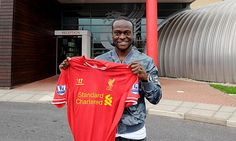 ~ Victor Moses has joined Liverpool FC on loan ~