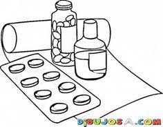 imagenes de remedios para colorear - Buscar con Google