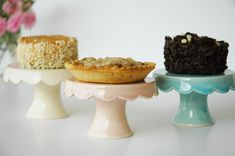 {Fabulous Find} Handmade Cupcake Stands // Hostess with the Mostess®