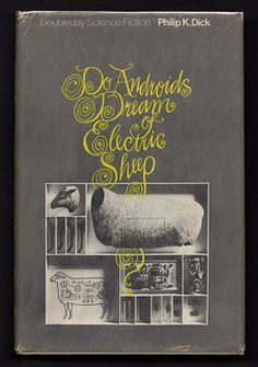 Do Androids Dream of Electric Sheep (1968), cover by Harry Sehring