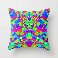 the Great Noize XV Throw Pillow