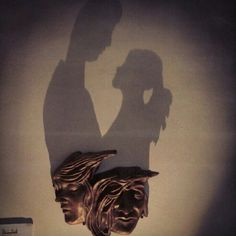 Image result for cool shadow sculptures