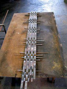 ...conrad hicks...artist...toolmaker...blacksmith....western cape...south africa.....