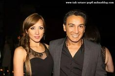 Shadmehr aghili and mia mesa