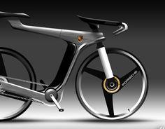 Porsche design bike
