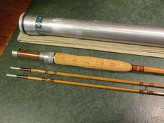 2023. Dickerson Model 8013, 8' , # 5 line, 2-piece, 2 tips,