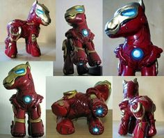 its iron pony. I hope he saves the day today-oh no-im falling-falling-falling-iron ponyyyyy!-oh, thanks-PINKEMENA DIANE PIE