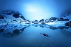 Les lacs Roberts - Massif de Belledonne