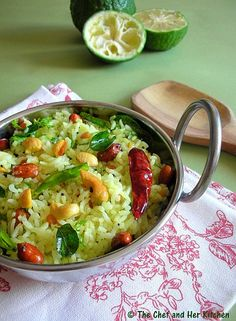 We all make lot of rice varieties like lemon rice,mango rice, puliyogre, coconut rice, mustard rice etc during festivals as they do not requ...