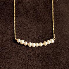 Line Necklace   8,800yen