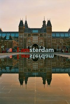 List of many cool museums in Amsterdam, including The Amsterdam Museum, the Rijksmuseum, the Anne Frank House, The Van Gogh Museum, and The Biblical Museum.