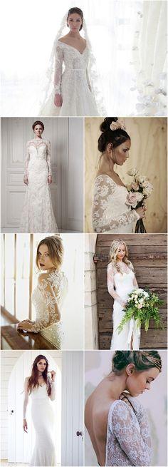 lace sleeve wedding dress, bridal dress, wedding dress, bride