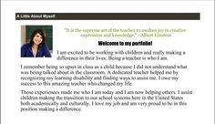 Export Your Portfolio Website! Interview Tips For Teachers, Cover Letters, Portfolio Website, Working With Children, New Tricks, Job Search, Albert Einstein, Searching, Resume