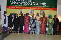 Group photograph of some dignitaries at the Summit