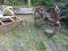 Franse industriele machines, te koop bij briekantiek.nl